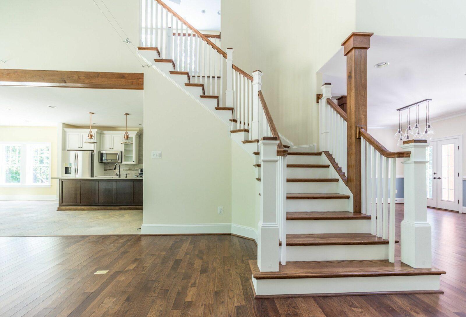Stairway | Choice Floor Center, Inc.